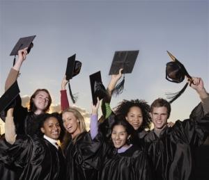 College Graduation 1