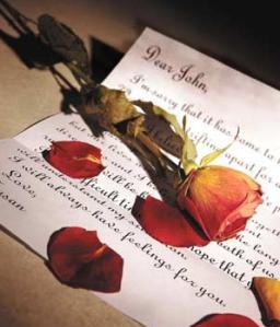 Dear John Letter 1