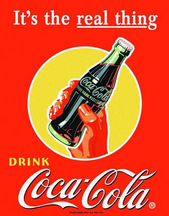 coke coke head coke the real thing