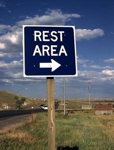 Rest Area 2