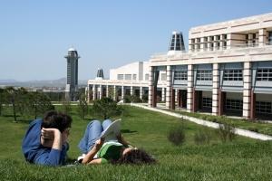 University Studying