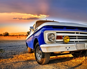 Vintage Truck 1