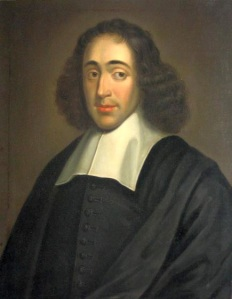 Benedict Spinoza Credit: Wikipedia