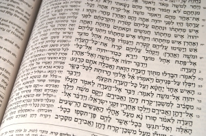 Hebrew Text 2