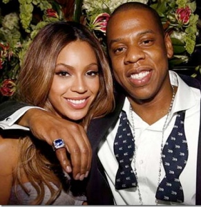 Beyonce and Jay Z 1