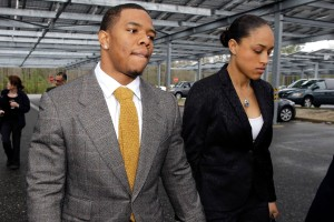 Ray Rice, Janay Palmer