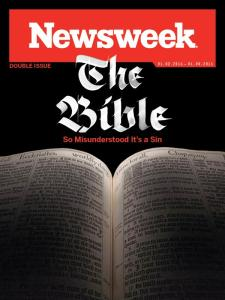 Newsweek on the Bible