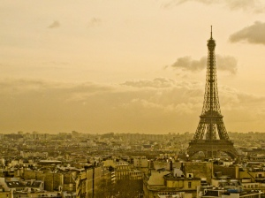 Paris Eifell Tower