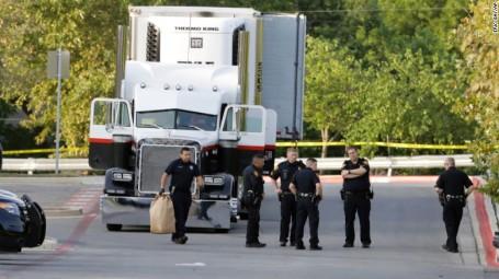 San Antonio Walmart Smuggling