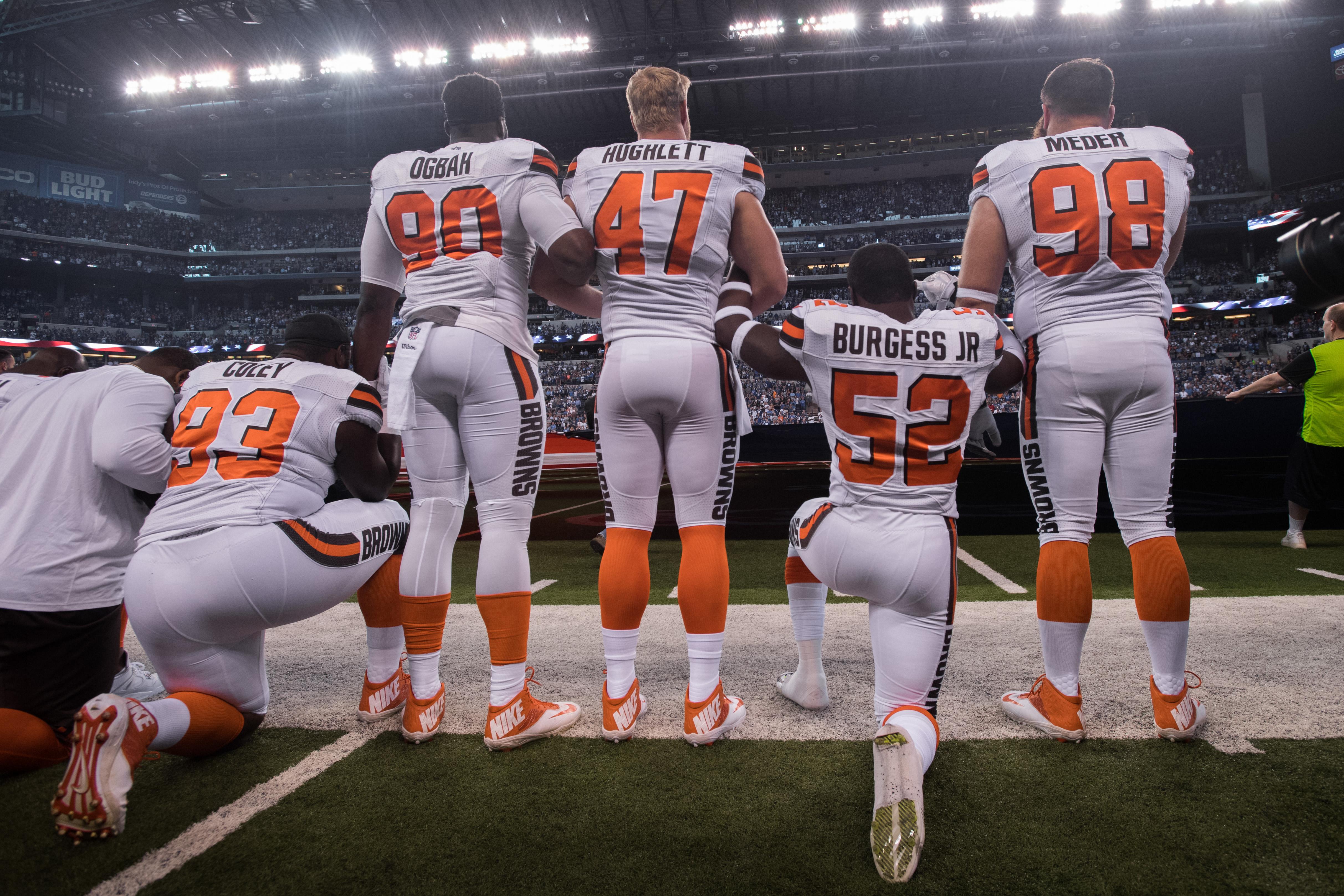 NFL: SEP 24 Browns at Colts