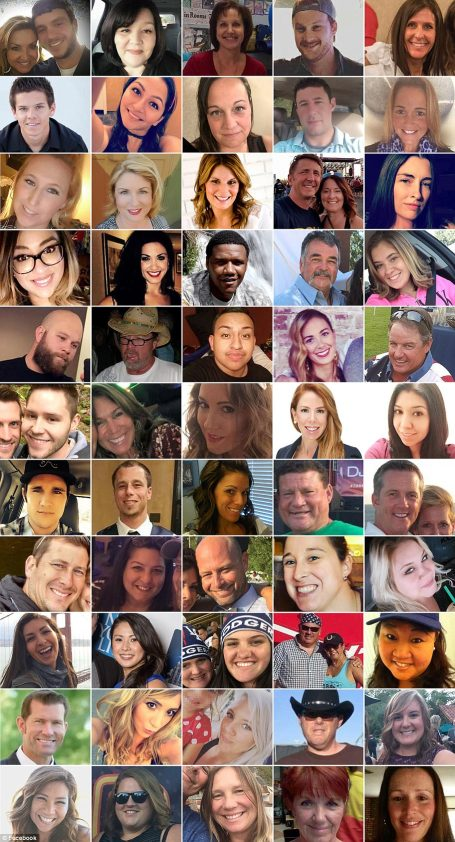 Mandalay Bay Victims